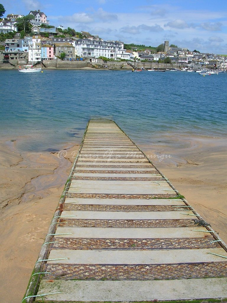 Salcombe, Devon, home to childhood holidays