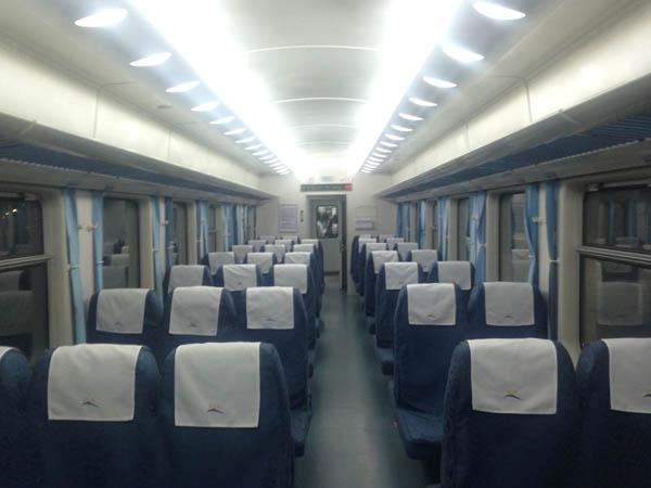 Brief Encounter  Of romance & railways - Kenya's SGR train
